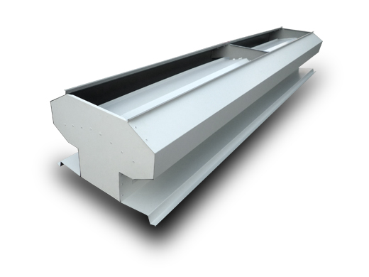 Industrial Linear Ventilation